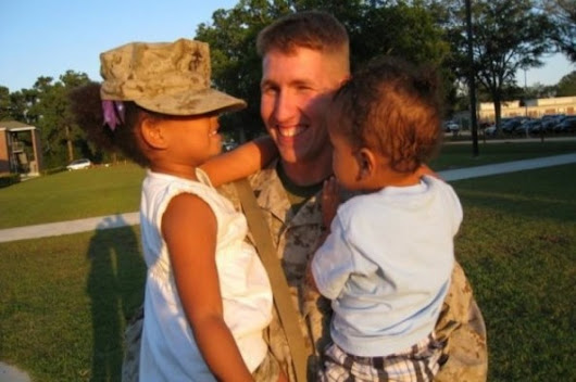 Click here to support Help battered dad, Marine w/ legal fees by Kristen Clinton