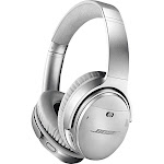 Bose QuietComfort 35 II Wireless Headphones - w/ Alexa, Silver