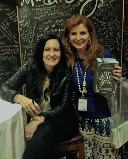 Lysa Terkeurst Teaches Us Again {Atlanta Journal Constitution Column}
