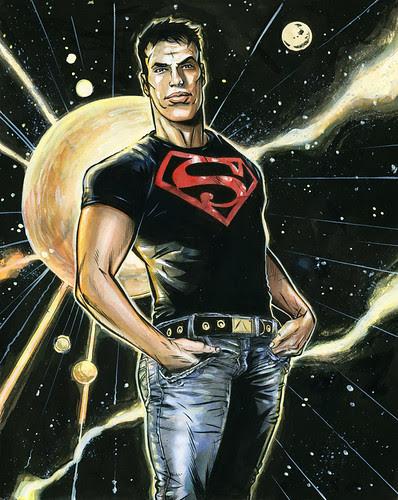 Conner Kent Superboy