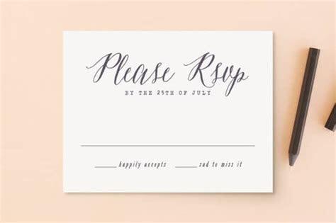 Wedding RSVP Etiquette: 9 Tips All Brides Should Know
