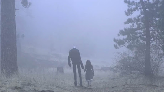 31 Days of Halloween – Day 23 Slender Man Attack