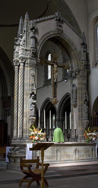 Light on the High Altar