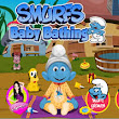 Smurfs Baby Bathing Games & FrivGames.racing
