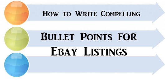 5 eBay Listing Tips for Creating Compelling Bullet Points - Marketing Words Blog