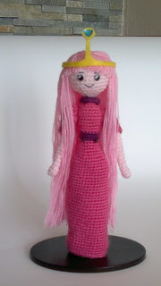 Amigurumi - La princesa chicle