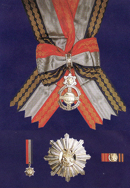 Archivo: Gran Orden del Rey Dmitar Zvonimir.jpg