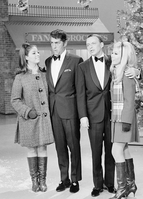 What Did Frank Sinatra and Dean Martin Look Like  in 1967