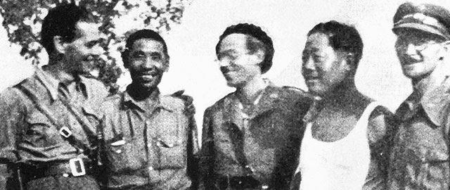 Los chinos que lucharon en la Guerra Civil