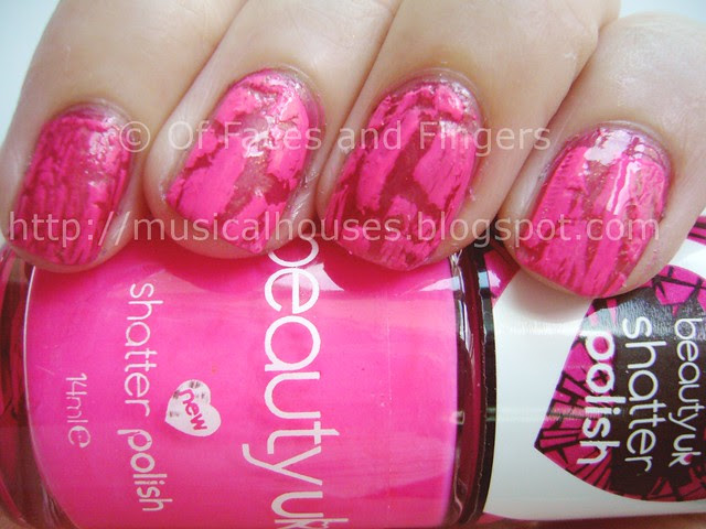 beautyuk shatter polish punk