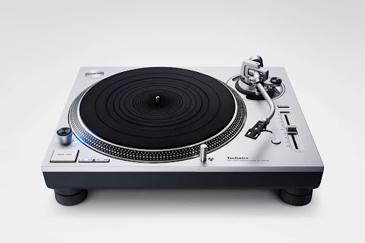 Technics Grand Class SL-1200GR Turntable is All Things Hi-Fi and Super Expensive