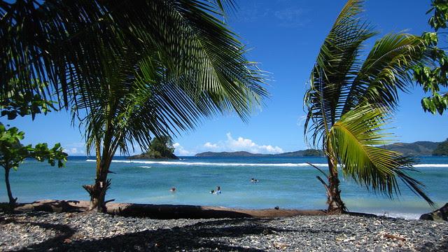 Tabula Nusa Beach, Papua