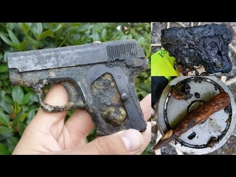 Magnet fishing ww2 relics germany for Best places to magnet fish