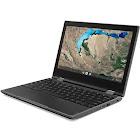 Lenovo 300e (2nd Gen) MTK 81QC 11.6″ Convertible Chromebook - MT8173c 2.1 GHz - 4 GB RAM - 32 GB SSD - Black