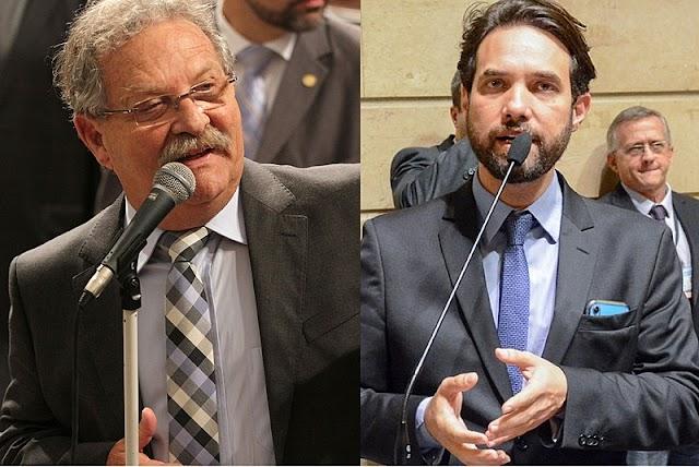 Suplente de deputado, miliciano e pai de vereador preso por assassinato pode assumir cadeira na assembleia