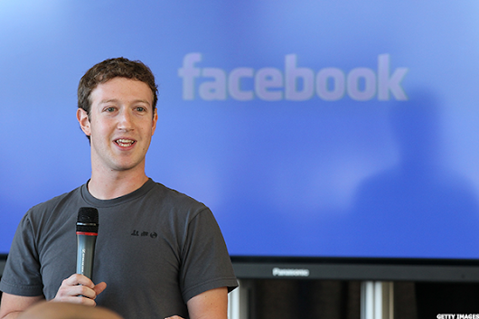 Facebook's Zuckerberg Makes Big Augmented Reality Announcement at Developers Conference - TheStreet