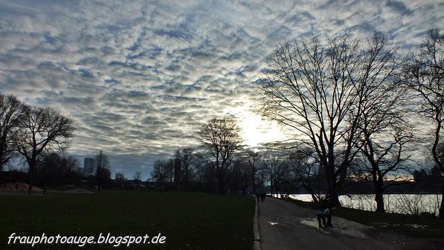 Himmel über Köln