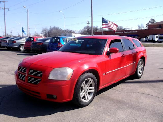 Used 2007 Dodge Magnum for Sale in Bethany OK 73008 Import Motors