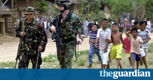 US military willing to help amid abductions in south-east Asia: official | US news | The Guardian