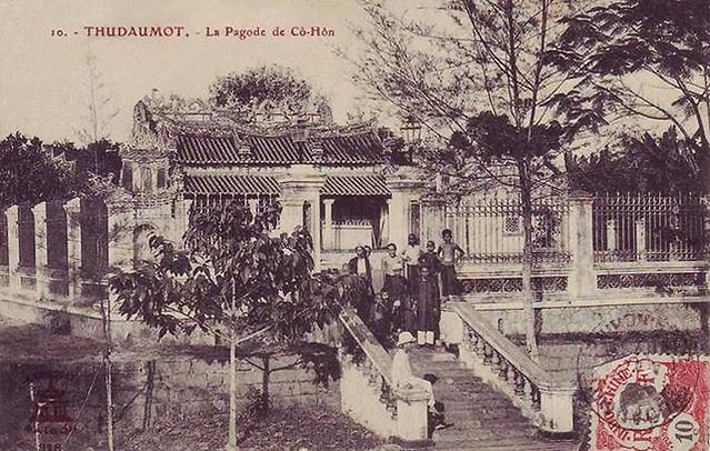 Thudaumot - La pagode de Co-Hôn
