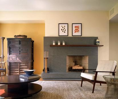Awkward fireplace in brick wall - advice needed - Home Decorating ...