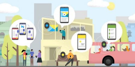 Google lance son concurrent aux iBeacons d'Apple - iPhone 6, 6 Plus, iPad et Apple Watch : blog et actu par iPhon.fr