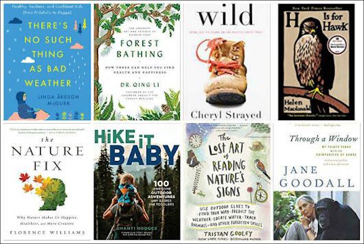 Summer Reading List for Nature Lovers and Other Outdoorsy Types - Rain or Shine Mamma