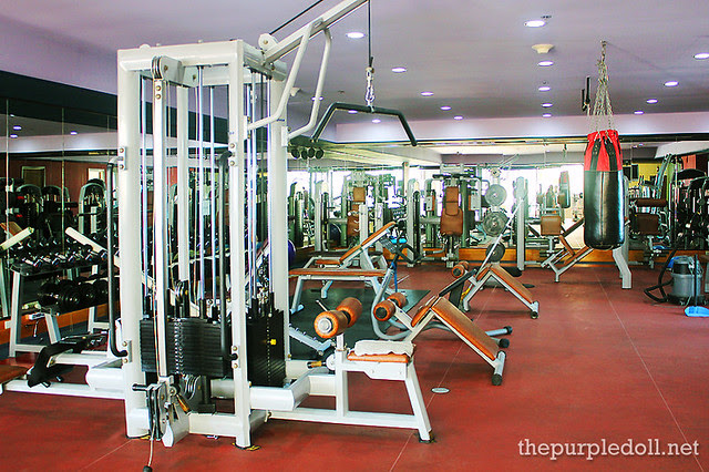 Bellevue Manila Main Wing Gym
