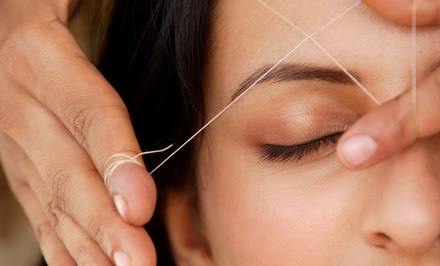$6 for $10 Worth of Eyebrow Threading — Boston Threading