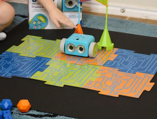 Young Kids can Learn to Code with Botley