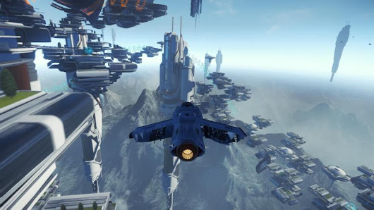 Star Citizen space game racks up $63 million in crowdfunding