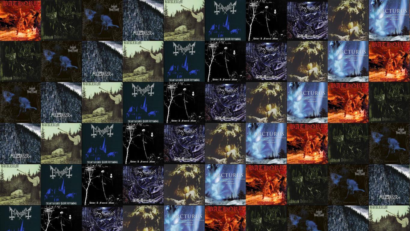 Wolves In The Throne Room Tiled Desktop Wallpaper