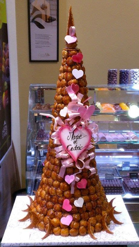Pin by Charbel Maalouf on croquembouche   Piece monté