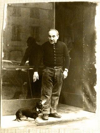 Uncle Piero by la casa a pois