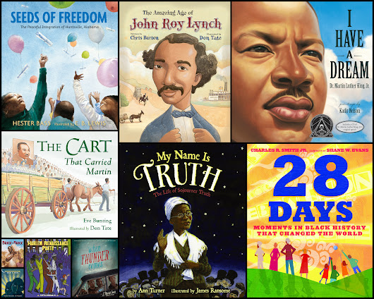 Black History Month & Beyond - My #NF10for10 + 10 Book Giveaways