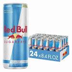 Red Bull Sugarfree Energy Drink (8.4 oz., 24 pk.)