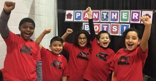 Hackney: Kids on winning robotics team told 'Go back to Mexico'