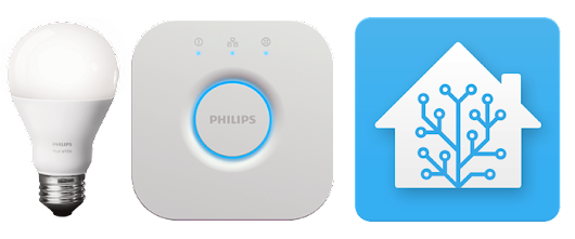 Philips Hue and Home Assistant