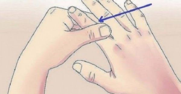 """Πιέστε τα δάχτυλά σας για 60 δευτερόλεπτα και βιώστε το """"ΘΑΥΜΑ!"""""""