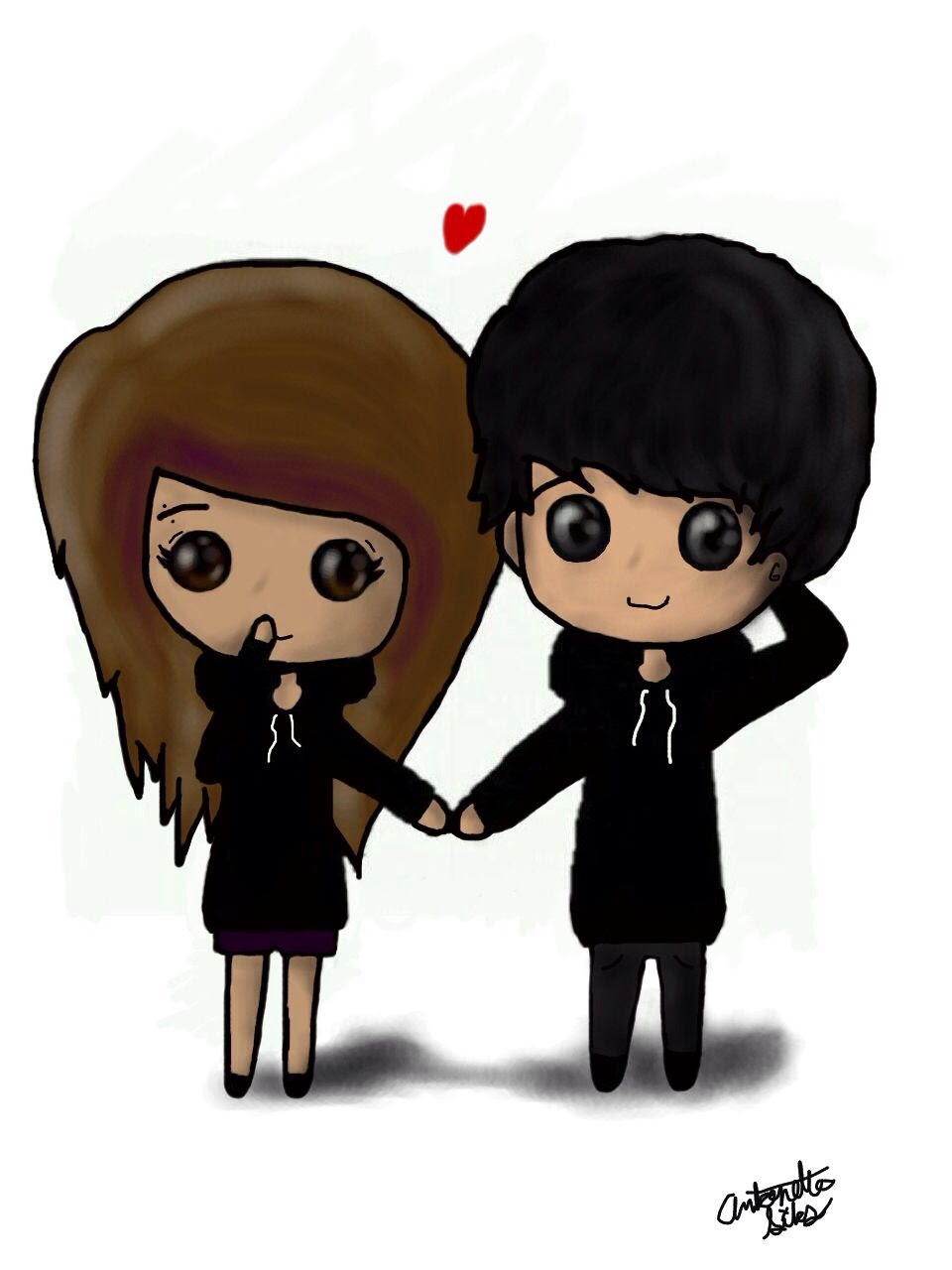 Love Couple Cartoon Pictures | Free download on ClipArtMag
