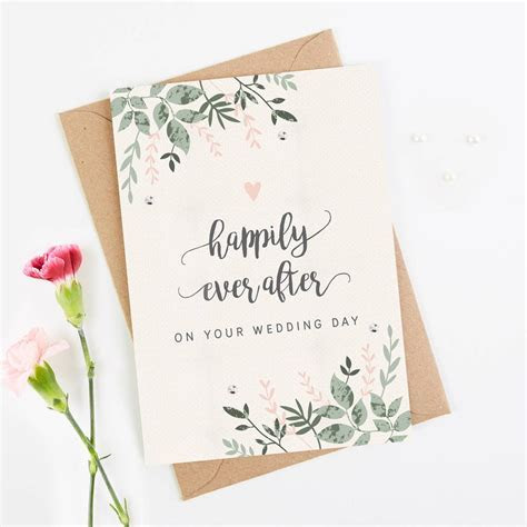 What to Write in a Wedding Card: Wedding Wishes They'll