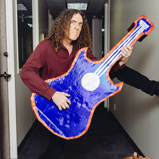 Weird Al to Play Super Bowl Show?