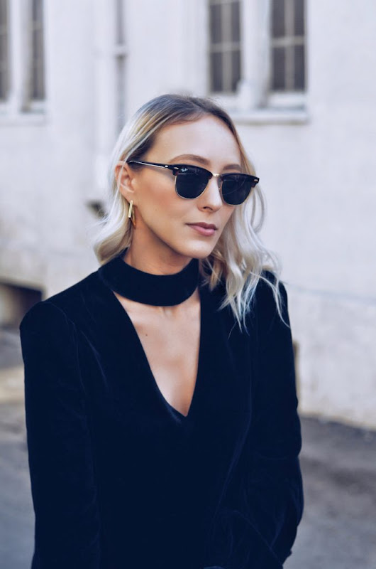 How to wear the velvet trend this season and look fabulous