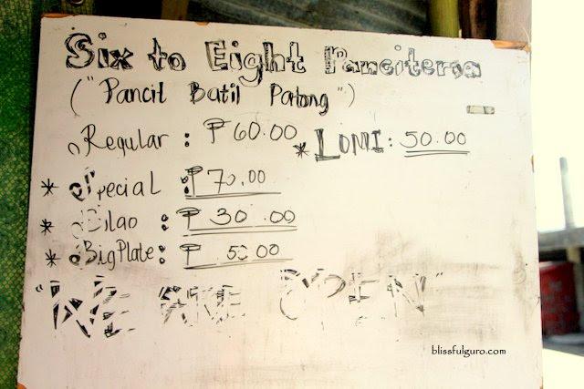 Pancit Batil Patong Batanes
