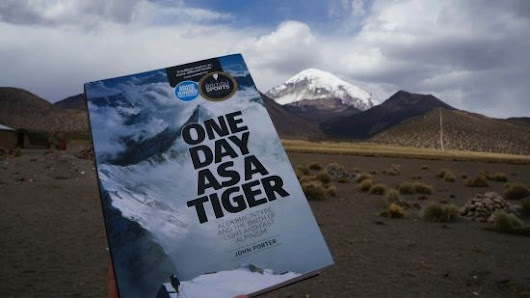 "John Porter ""One day as a tiger"""