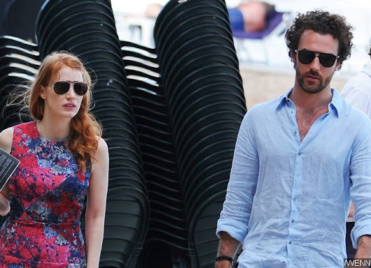 Pictures: See Inside of Jessica Chastain's Wedding to Gian Luca Passi de Preposulo