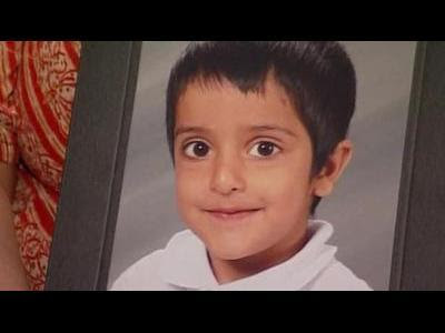 Warning to Kidnappers of British Boy