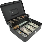 Royal Sovereign Tiered Tray Cash box