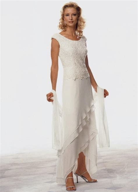 Casual mother of the bride dresses for beach wedding