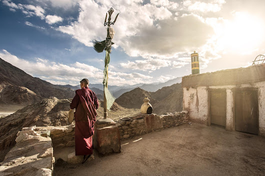 Into the Buddhist Monasteries in Himalayas - Martin Bisof | Photography